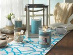 One of Yankee Candle's nine new spring fragrances, Catching Rays invigorates the senses with hints of sharp orange and golden amber.