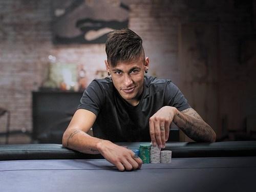 Neymar Jr - PokerStars SportStar (PRNewsFoto/PokerStars) (PRNewsFoto/PokerStars)