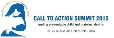 Call to Action Summit 2015 (PRNewsFoto/Call to Action Summit 2015)