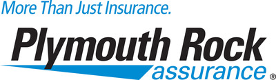Plymouth Rock Assurance Logo.  (PRNewsFoto/Plymouth Rock Assurance)