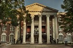Bidgood Hall, where many of the accounting classes are taught at UA's Culverhouse College of Commerce (PRNewsFoto/Culverhouse College of Commer...)