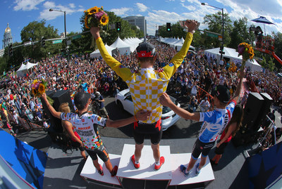 The USA Pro Challenge finale returns to Denver for the fifth consecutive year in August 2015.