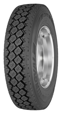 The Uniroyal(R) LD10(TM) for commercial trucks is a long-lasting, SmartWay(R)-verified long-haul drive tire.
