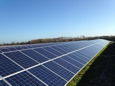 BayWa r.e. Completes the Forest Heath Solar Farm in England