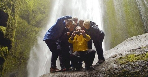 Inspired by Iceland upgrades the world's first human search engine by launching Guðmundur Hangouts, ...