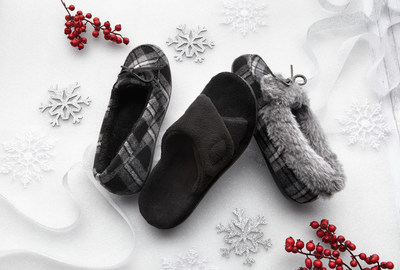 Oprah's Favorite Things 2016 announces Vionic slippers as the season's gift of choice.