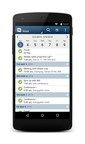 NetSuite for Android Calendar