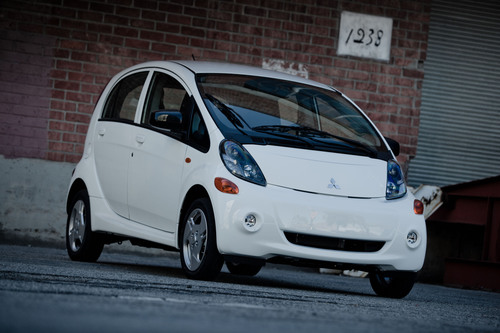 2012 Mitsubishi i.  (PRNewsFoto/Mitsubishi Motors North America, Inc.)