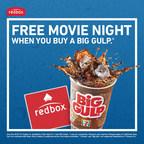 Redbox and 7-Eleven Big Gulp Promotion 2015