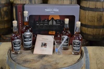 Timber Creek Bourbon Blending Kit