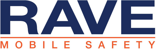Rave Mobile Safety, the trusted software partner for campus and public safety.