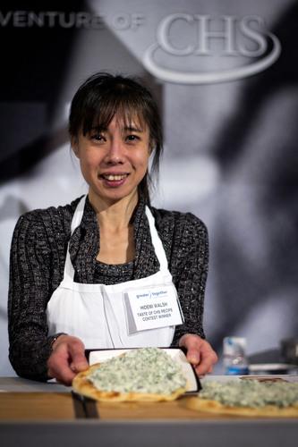 Zesty Asian pizza wins Taste of CHS Recipe Contest