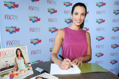 Autumn Calabrese debuts Beachbody's new FIXATE cookbook
