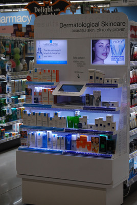 Beautiful Skin.  Clinically Proven.  Two Dermatological Skincare Brands from L'Oreal Now Expanding at Select Walgreens