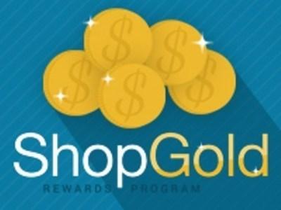 ShopAtHome.com's ShopGold Rewards program has positioned the fast-growing company as the most extreme savings hub anywhere. (PRNewsFoto/ShopAtHome.com)