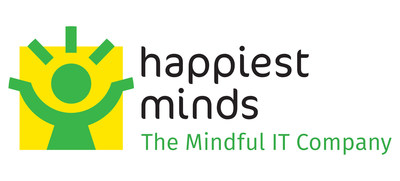 Happiest Minds - Logo (PRNewsFoto/Happiest Minds Technologies Priv)