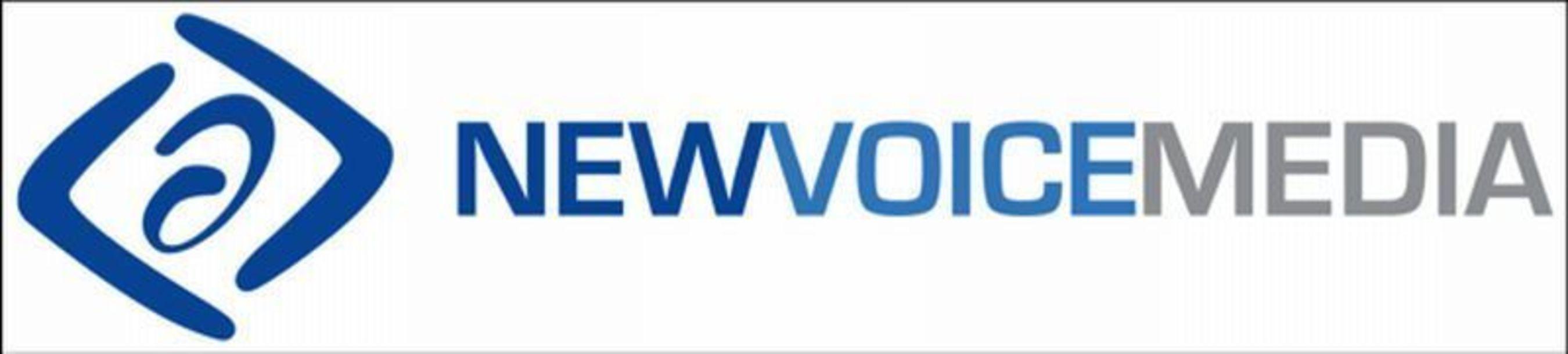 NewVoiceMedia (PRNewsFoto/NewVoiceMedia)