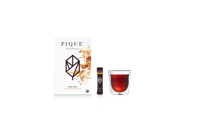 Organic Line of Tea Crystals Make an Exceptional Cup of Tea, in an Instant