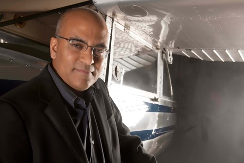 Vinay Nilkanth, vice president of global sales, aerospace, Freudenberg-NOK.  (PRNewsFoto/Freudenberg-NOK Sealing Technologies)