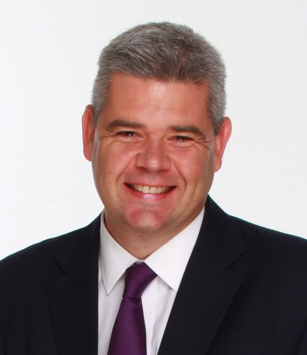 John Forrest, CEO Corporate Solutions, Americas. (PRNewsFoto/Jones Lang LaSalle) (PRNewsFoto/JONES LANG LASALLE)
