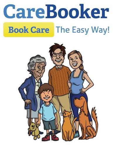 CareBooker.com logo and family.  (PRNewsFoto/CareBooker.com)