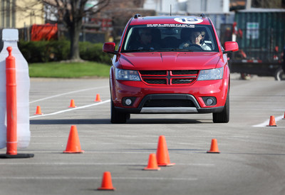 "Mopar is renewing its commitment to keep teens safe on the streets. The brand will kick off the third year of the ""Mopar Road Ready Powered by Dodge"" teen safe-driving program with its fifth stop in Center Line, Michigan, on October 8-9."
