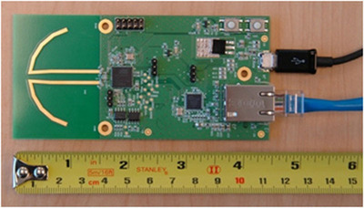 Atmel Low-Cost Internet of Things Gateway Powered by ioBridge.  (PRNewsFoto/ioBridge, Inc.)