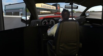Mechanical Simulation Delivers Engineering Driving Simulator to Canadian Tire
