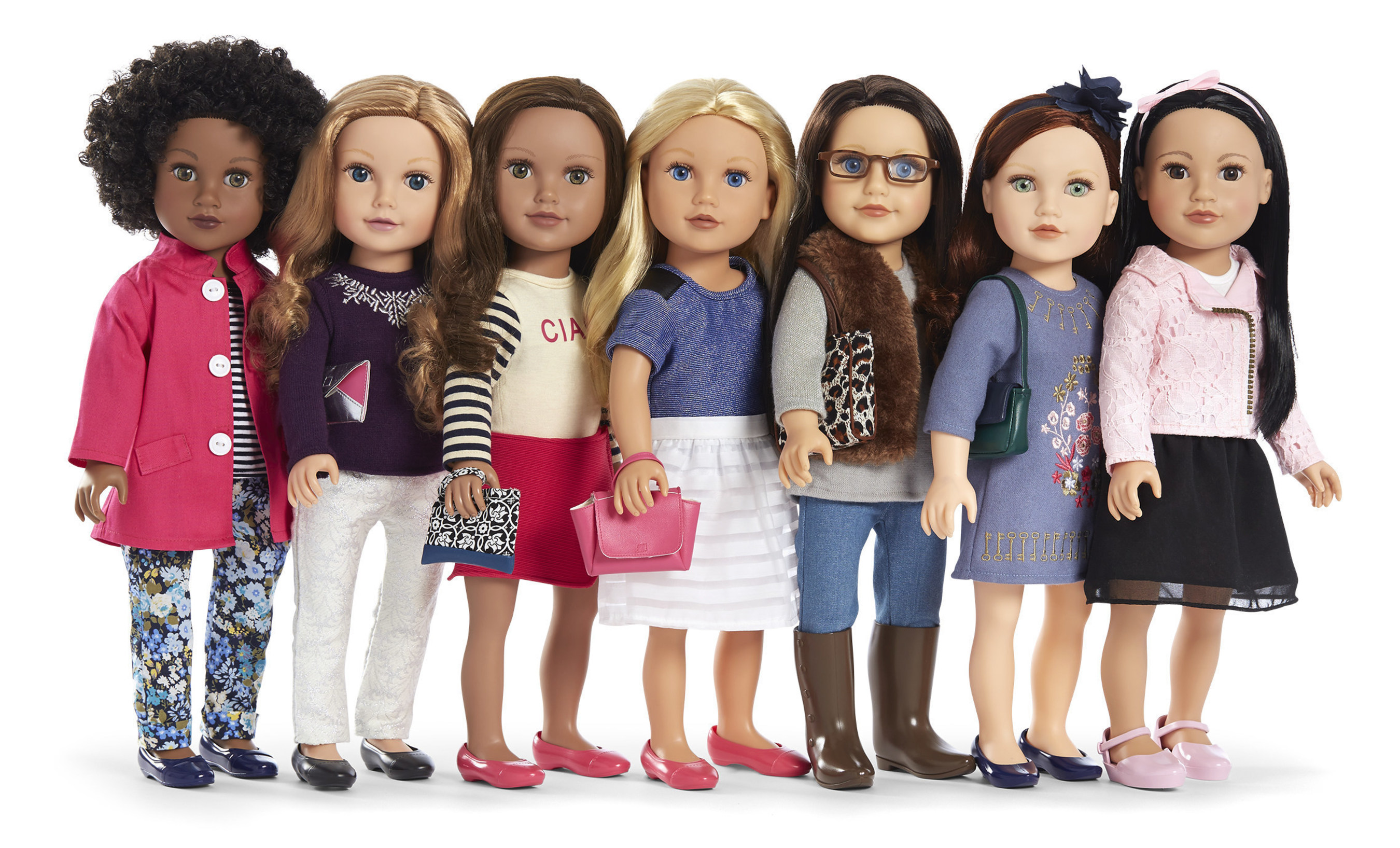 Toys R Us Celebrates Fifth Anniversary Of Its Exclusive Journey Girls Brand With Updated Collection