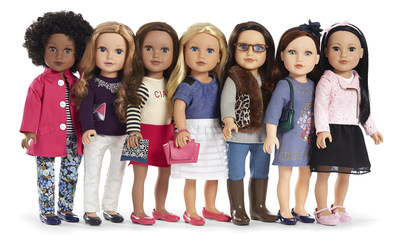 Toys'R'Us® Celebrates Fifth Anniversary Of Its Exclusive Journey Girls® Brand With Updated