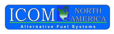 ICOM Logo.  (PRNewsFoto/Icom North America)