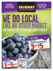 From Berries To Blue Fish, Beef To Bagels And Beans, No Market Does Local Like Fairway