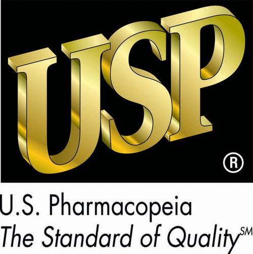 U.S. Pharmacopeia logo.  (PRNewsFoto/U.S. Pharmacopeial Convention)
