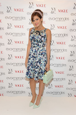Eva Mendes Exclusively at New York & Company Spring Launch 2014.  (PRNewsFoto/New York & Company)