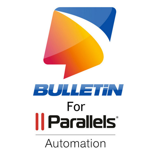 Bulletin announces APS package for Parallels Automation that enables PA partners and their business customers to send A2P messages.  (PRNewsFoto/Bulletin)