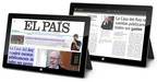 Award-winning PressReader powers ND's Windows 8 App Builder Program.  (PRNewsFoto/NewspaperDirect)