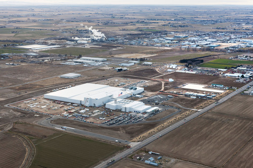 Chobani's New Twin Falls, Idaho Plant Named 'Plant Of The Year' By Food Engineering