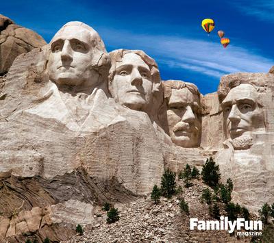 FamilyFun Magazine Announces 2014 Travel Awards Winners.  (PRNewsFoto/FamilyFun Magazine)