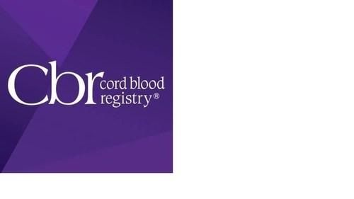 Cord Blood Registry Logo (PRNewsFoto/Cord Blood Registry)