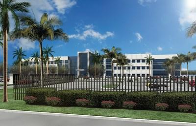 NBCUniversal Telemundo Enterprises Headquarters  - Exterior View