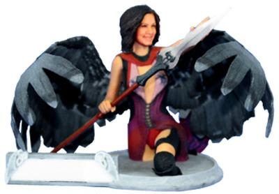 iAM 3D Angel