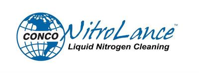 Conco NitroLance, Liquid Nitrogen Cleaning http://www.concosystems.com/.  (PRNewsFoto/Conco Systems, Inc.)