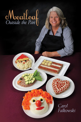"""With over 30 color photos, """"Meatloaf Outside the Pan"""" helps readers experience the mind-boggling possibilities with creative and whimsical meatloaf techniques. Readers learn to prepare and serve meatloaf in a whole new way -- outside the pan."""
