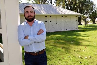 Peter Gallo, third generation dairy farmer and cheesemaker, VP Supply Chain, Joseph Gallo Farms