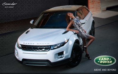 Land Rover of San Antonio is proud of the role it is playing in the production and execution of Fashion Week San Antonio 2014 (PRNewsFoto/Land Rover of San Antonio)