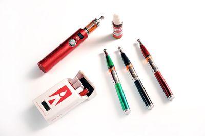VOLCANO e-cigarettes and e-liquid (PRNewsFoto/VOLCANO Fine Electronic )