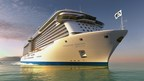 Princess Cruises to name new China-based cruise ship Majestic Princess.