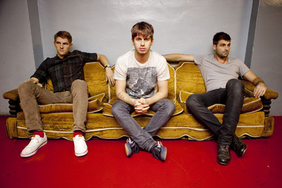 Foster The People Receives Grammy(R) Nominations for 'Best Alternative Album' and 'Best Pop Duo/Group Performance'.  (PRNewsFoto/Columbia Records)