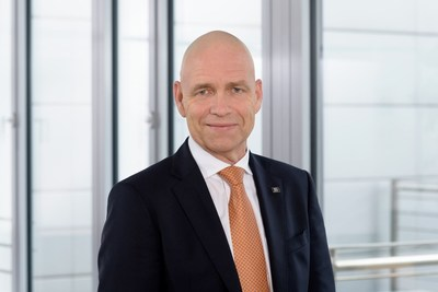 Oliver Klitzke, Chief Executive Officer, Mitsubishi Hitachi Power Systems Europe (PRNewsFoto/Mitsubishi Hitachi Power Systems)