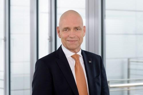 Oliver Klitzke, Chief Executive Officer, Mitsubishi Hitachi Power Systems Europe (PRNewsFoto/Mitsubishi Hitachi Power Systems)